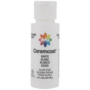 White Ceramcoat Acrylic Paint
