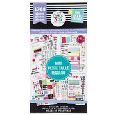 Planner Basics MINI Happy Planner Stickers