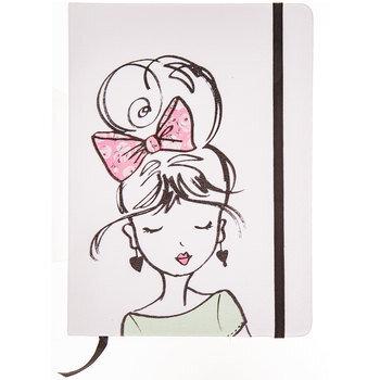 Sketched Girl Journal