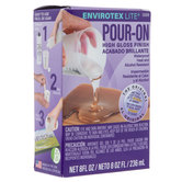 Envirotex Lite Pour-On High Gloss Finish