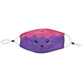 Purple Moosh-Moosh Kids Face Mask