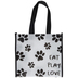 Eat Play Love Tote Bag