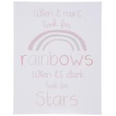 Look For Rainbows Canvas Wall Decor