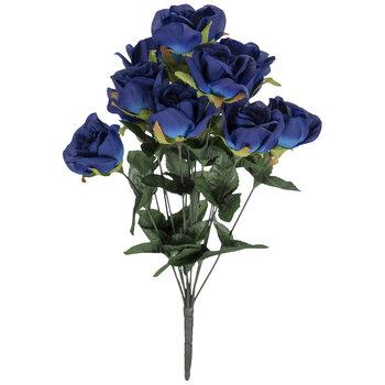 Clear Blue Rose Bush