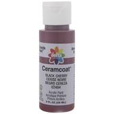 Black Cherry Ceramcoat Acrylic Paint