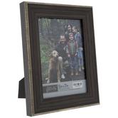 "Distressed Fillet Wood Look Frame - 5"" x 7"""