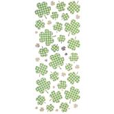 Clover Foil Stickers