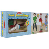 Dust Sweep & Mop Cleaning Toys