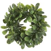 Boxwood Leaf Napkin Ring