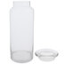 Round Glass Apothecary Jar - Large
