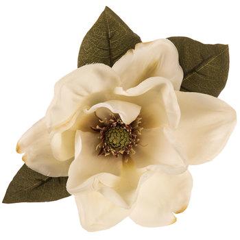 Cream Magnolia Stem