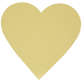 Self-Adhesive Hearts