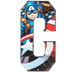 Superhero Letter Metal Sign - C