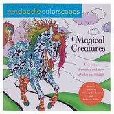 Zendoodle Colorscapes: Magical Creatures