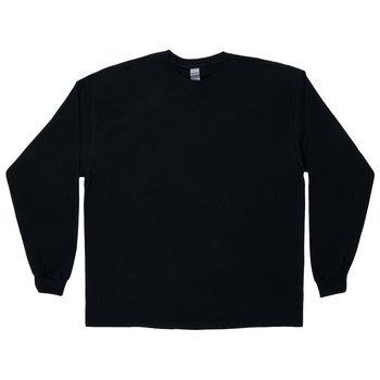 Black Adult Long Sleeve T-Shirt - 2XL