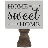 Home Sweet Home Wood Decor