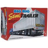 Big Rig Semi Trailer Model Kit