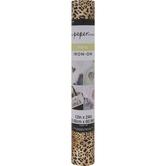 Leopard Print Foil Iron-On Transfer