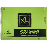 "Canson XL Drawing Paper Pad - 18"" x 24"""