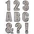 Marquee Alphabet Cutouts