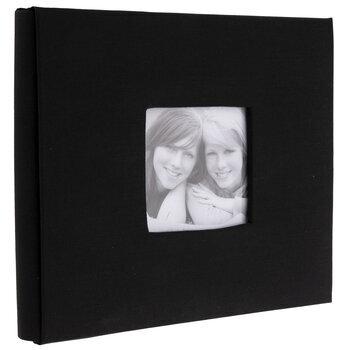 """Cloth Post Bound Scrapbook Album - 8"""" x 8"""""""