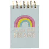 Chase Your Dreams Spiral Notebook