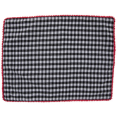 Buffalo Check Pom Pom Placemat