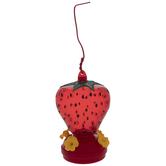 Strawberry Hummingbird Feeder