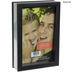 Black & Silver Contemporary Wood Frame - 4