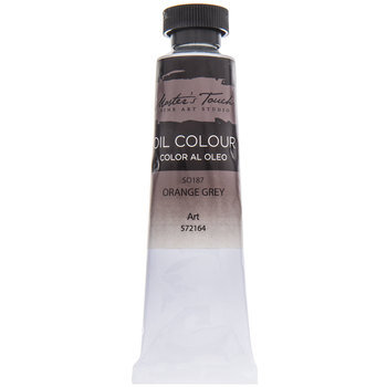 Orange Grey Master's Touch Oil Paint - 1.7 Ounce