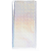 Holographic Silver Table Cover