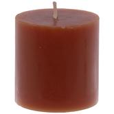 Tropical Mango Pillar Candle
