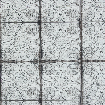Tin Ceiling Duck Cloth Fabric