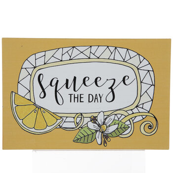 Squeeze The Day Wood Wall Decor Hobby Lobby 5487905