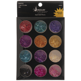 Assorted Colors Dyed Shell Filler