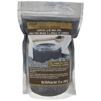 Charcoal Clay Mask Base