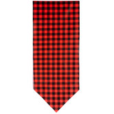 Lumberjack Buffalo Check Table Runner