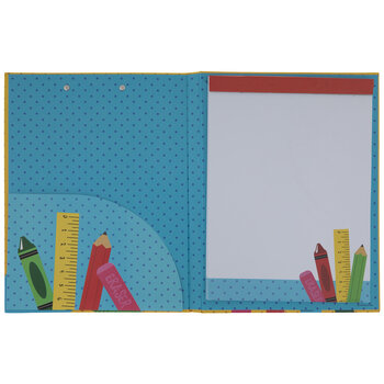 Dream Big Clipboard With Notepad