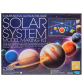 3D Solar System Mobile Making Kit