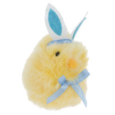 Plush Chirping Chick With Ears