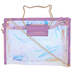 Holographic Pink Cheetah Print Handbags