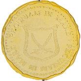 Gold Pirate Treasure Coins