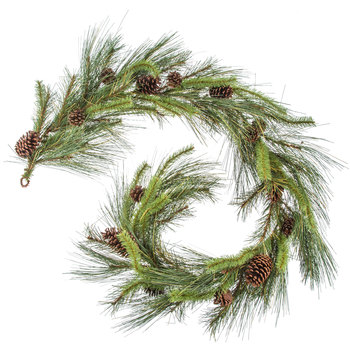Timberline Pine Garland