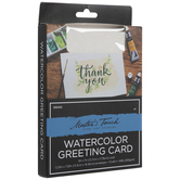 Watercolor Cards - A7