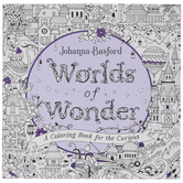 Worlds Of Wonder Coloring Book