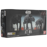 Star Wars AT-M6 Model Kit