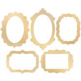 Gold Foil Frames