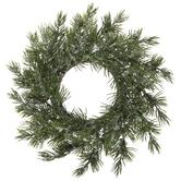 Snowy Pine Mini Wreath