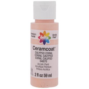 Calypso Coral Ceramcoat Acrylic Paint