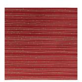Metallic Stripes & Glitter Dots Gift Wrap